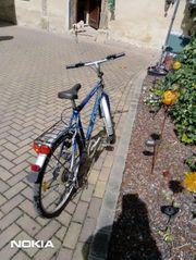Fahrrad mit Shimanogangschaltung