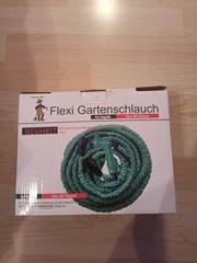 Neuer Flexi Gartenschlauch 5m regulär