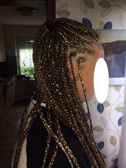Rüsselsheim Rastazöpfe Braids Weaving Haarverlängerung