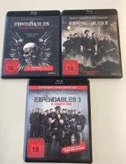 The Expendables Trilogie Bluray