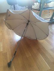 Sonnenschirm für Kinderwagen Marke Eckert