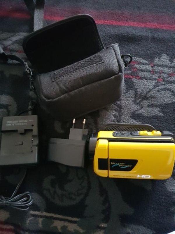 SilverCrest HD-Camcorder SCAW 5 00