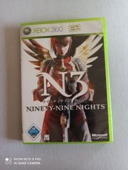 Ninety-Nine Nights XBOX360 Spiel