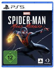 Playstation 5 Spider Man Miles