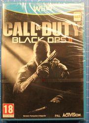 WII U Call of Duty -