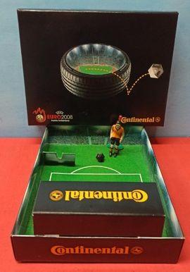 Spiele, Automaten - Continental Tipp-Kick Torwand-Spiel Fußball UEFA
