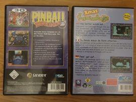 PC Gaming Sonstiges - PC CD-ROM Xmas Lemmings Pinball