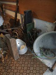Div landwirtschaftliche Geräte