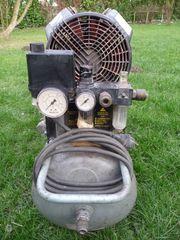 Druckluft Kompressor Einhell DLW 2-Zylinder
