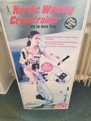Nordic Walking Crosstrainer