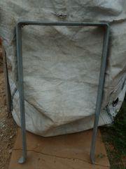 Wandhalter für Außenkamin Schornstein