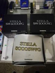 Shimano Stella SW 5000 6000