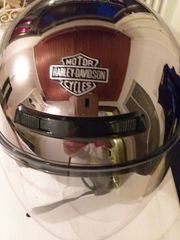 Harley Davidson Damenmotorradhelm Gr M