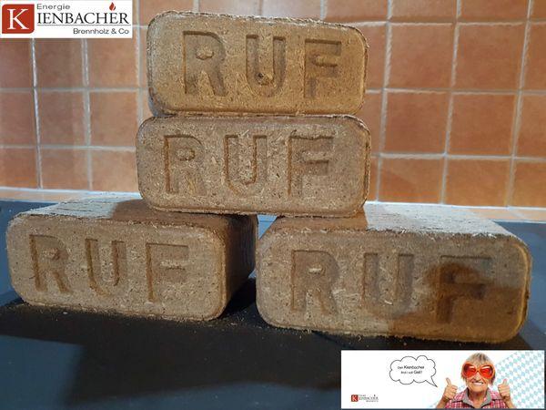RUF Holzbriketts 960kg 96x10kg Eiche