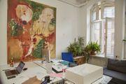 Kreuzberger Bürogemeinschaft bietet ruhigen Arbeitsplatz