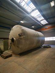 Gebraucht ca 80 m³ GFK-Tank