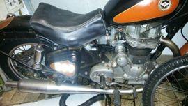 Royal Enfield 500 Bullet Rechtsschaltung: Kleinanzeigen aus Bad Bergzabern - Rubrik Sonstige Motorrad Specials