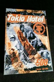 Puzzle Motiv Tokio Hotel 500