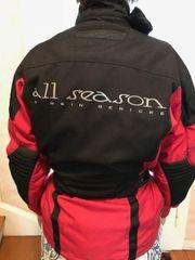 Motorrad Jacke für Damen