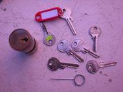 Rundzylinder Bks mit 7 Schlüsseln