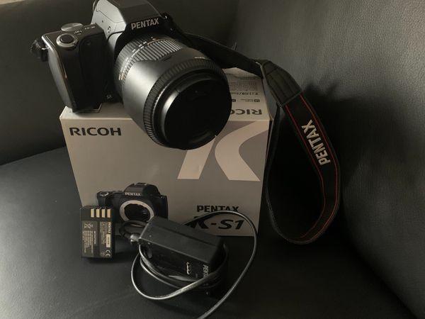 Spiegelreflexkamera für Einsteiger Pentax Ricoh