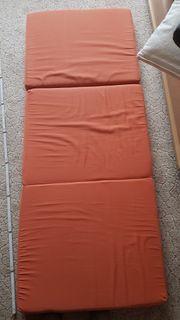 matratze klappbar