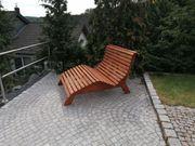 Waldsofa Gartenliege Relaxliege Sonnenliege
