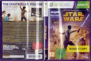 Kinect STAR WARS XBOX 360 -