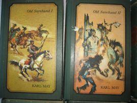 Karl May 10 Bücher ca: Kleinanzeigen aus Birkenheide Feuerberg - Rubrik Allgemeine Literatur und Romane