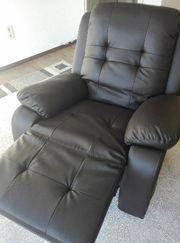 MCombo Relaxsessel Massagesessel Fernsehsessel