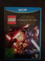 Wii U Spiel Star Wars