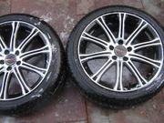 ALUFELGEN-BORBET-VW-AUDI-MERCEDES-BENZ-225-45-VR18-LK5x112-NP 2500 --FP 480 -