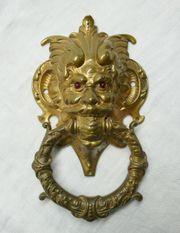Türklopfer-Klingelknauf aus Bronze
