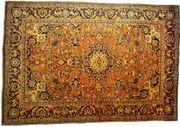 Orientteppich Saruk Sarugh um 1850
