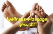 Massage für M 46 gesucht