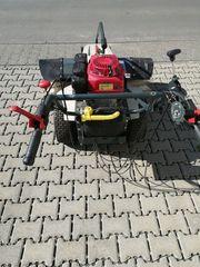 Cramer Kehrmaschine KM-HVR 120 plus