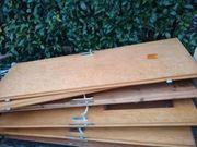 Holztüre unterschiedliche Größe abzugeben