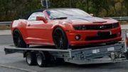 Fahrzeuganhänger Autotransporter Anhänger zu vermieten