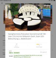 Lounge Sonneninsel 2 10m