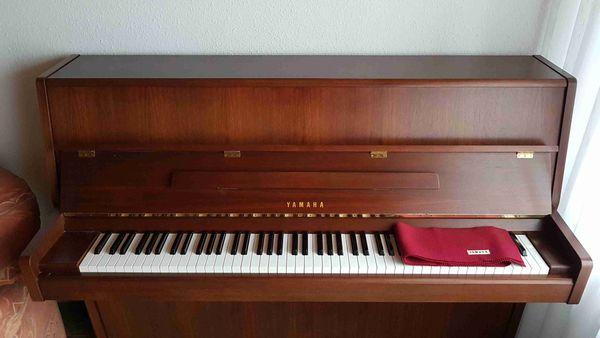Yamaha Piano Klavier P2J Made
