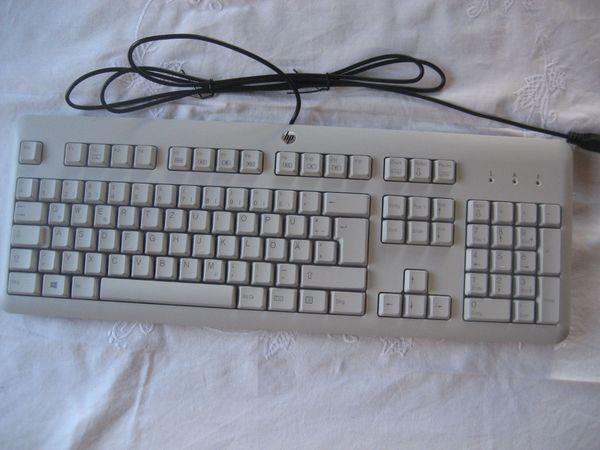 HP KU-1156 USB Tastatur Keyboard