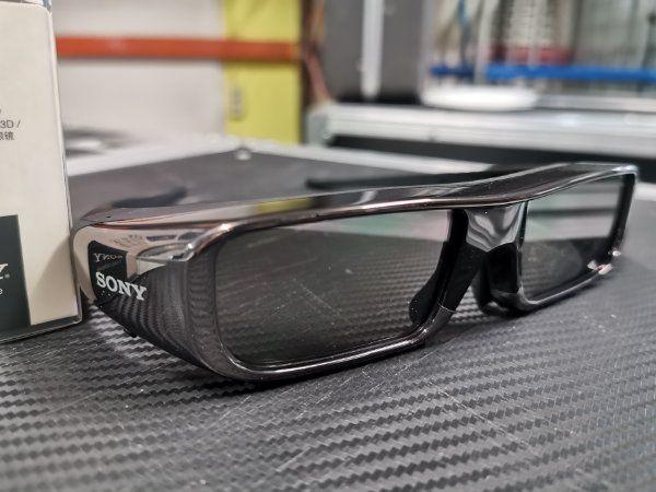 SONY 3D Brille aktiv Shutter