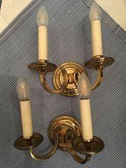 2 Wandlampen
