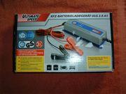 KFZ Batterie Lade Gerät 6
