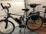 E-Bike Silberpfeil Herrenrad