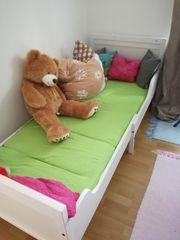 Ikea Sundvik Kinderbett weiss80x200 unbenutzt