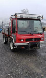 Transporter Lindner Muli 100 Bj
