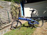 e-bike faltrad 2x