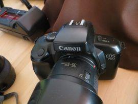 Bild 4 - Spiegelreflexkameras mit Zubehör u a - Leinfelden-Echterdingen Echterdingen