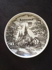 Wand - Teller Rednitzhembach